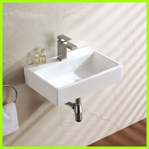Wall-hung Basin