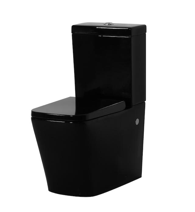 Black Toilets